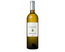 Les Calcinaires - Domaine Gauby - 2019 - Blanc