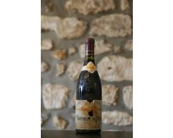 Domaine Mayard - Vignobles Mayard - 1981 - Rouge