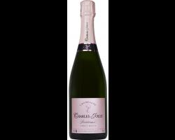 Rosé Persévérance - Champagne Charles Jolly - Non millésimé - Rosé