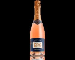 Rosé Extra Brut Premier Cru - EPC Champagne - Non millésimé - Effervescent