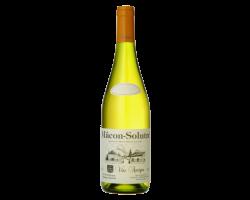 Mâcon-Solutré - Moulin du Pont - Domaine Auvigue - 2018 - Blanc