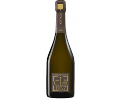 Cuvée Clos 667 - Extra Brut - Champagne Patrick Boivin - 2009 - Effervescent