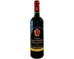 Château ROZIER-MORILLONS cuvée cuvée des Aïeuls 2007 - Vignobles Crachereau - 2007 - Rouge