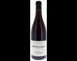 Mercurey - Henri de Villamont - 2017 - Rouge