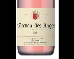 Collection des anges rosé - Maison Maurice Gentilhomme - 2019 - Rosé