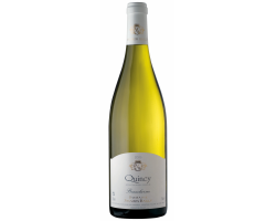 Quincy Beaucharme - Domaine Sylvain Bailly - 2019 - Blanc