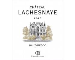 Château Lachesnaye - Château Lanessan - 2015 - Rouge