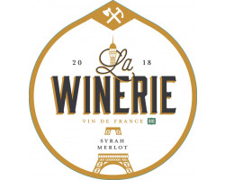 LA WINERIE ROUGE - Winerie Parisienne - 2019 - Rouge