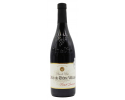 COTES DU RHONE VILLAGES PLAN DE DIEU - Vins Descombe - 2018 - Rouge