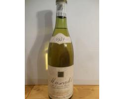 Muscadet - Domaine Barré Beau Soleil - 1971 - Blanc