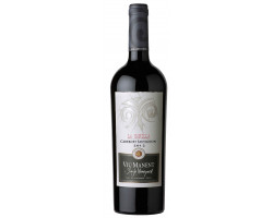 Single vineyard - cabernet sauvignon - Viu Manent - 2012 - Rouge