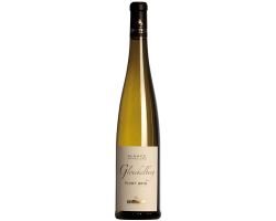 Pinot Gris Grand Cru Gloeckelberg - Cave de Ribeauvillé - 2012 - Blanc