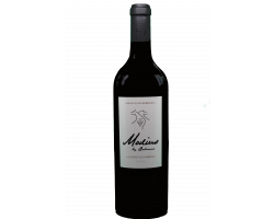 Modius - Vignobles Bedrenne - 2015 - Rouge