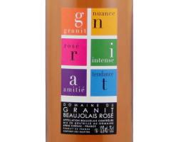 Granit - Domaine du Granit - 2020 - Rosé