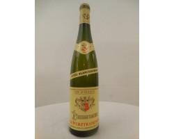 Cuvée Blanckenberg - Zimmermann alphonse et Fils - 2008 - Blanc