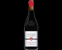 Chateau Lavabre - La Closerie - Château Puech-Haut - 2018 - Rouge