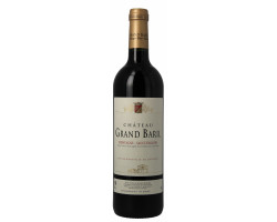 Chateau Grand Baril - Château Grand Baril et Réal Caillou - 2016 - Rouge