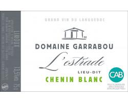 L'Estrade - Domaine Garrabou - 2019 - Blanc