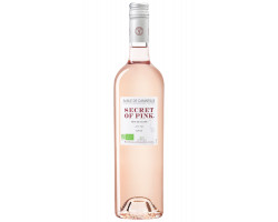 Secret of Pink - Domaine Royal de Jarras - 2019 - Rosé