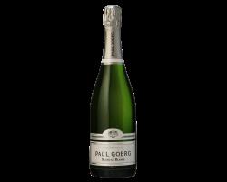 Blanc de Blancs Premier Cru - Brut - Champagne Paul Goerg - Non millésimé - Effervescent