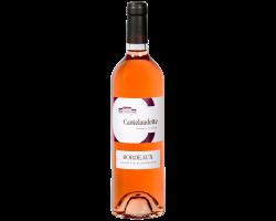 Bordeaux Rosé - Château  Cantelaudette - 2020 - Rosé