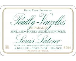 Paradis - Maison Louis Latour - 2018 - Blanc
