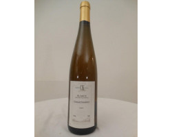 Gewurztraminer - Domaine Koehly - 2001 - Blanc