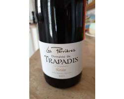 Les Perrières - Domaine du Trapadis - 2017 - Rouge