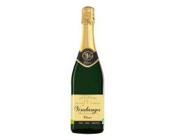 Le Classic Pétillant - Sans alcool - Vendanges Mademoiselle - Non millésimé - Effervescent