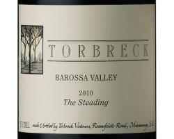 The steading - grenache, syrah, mataro - TORBRECK - 2016 - Rouge