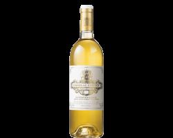 Château Coutet - Château Coutet - Barsac - 2016 - Blanc