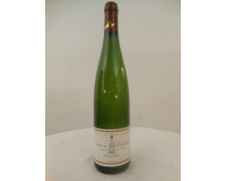 Pinot Gris - Domaine Fritsch - 2009 - Blanc
