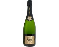 Brut Millésimé - Champagne Charles Heidsieck - 2012 - Effervescent