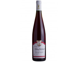 Pinot Noir - Domaine Ostertag-Hurlimann - 2018 - Rouge