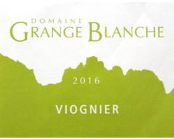 Viognier - Domaine Grange Blanche - 2018 - Blanc