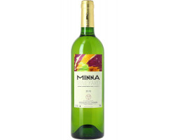Minna - VILLA MINNA VINEYARD - 2010 - Blanc