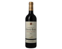 Château Grand Baril - Château Grand Baril et Réal Caillou - 2015 - Rouge