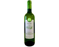 Château ROZIER-MORILLONS - Le Blanc des Morillons - Vignobles Crachereau - Non millésimé - Blanc