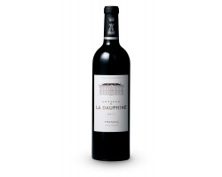 Château de la Dauphine - Château de la Dauphine - 2014 - Rouge