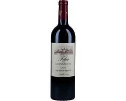 Filia Grand Mayne - Château Grand Mayne - 2011 - Rouge