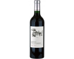 Château Pech De Jammes - Château Pech de Jammes - 2016 - Rouge