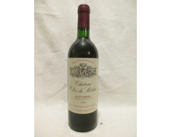 Château Clos du Relais - Château Clos du Relais - 1994 - Rouge