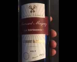 Cabernet Sauvignon - La Référence - Bernard Magrez - 2017 - Rouge