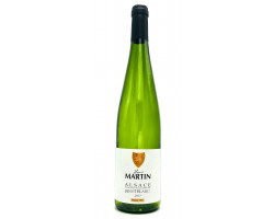 Pinot Blanc - Henri Martin et Fils - 2018 - Blanc