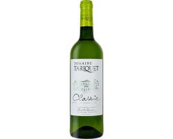 Classic - Château du Tariquet - Famille Grassa - 2020 - Blanc