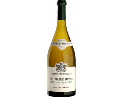1er Cru Charmes Dessus - Château de Meursault - 2018 - Blanc