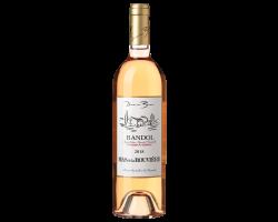 Mas de la  Rouvière - Domaines Bunan - Château la Rouvière - 2019 - Rosé