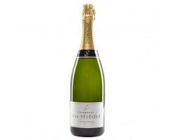 Cuvée Tradition - Brut - Champagne Jean Sélèque - Non millésimé - Effervescent