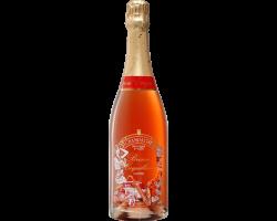 Brut rosé 1er Cru - Champagne Brixon Coquillard - Non millésimé - Effervescent