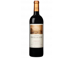Château Paveil de Luze - Château Paveil de Luze - 2012 - Rouge